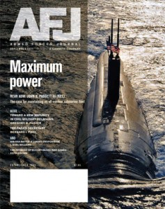 Armed Forces Journal, November 2011