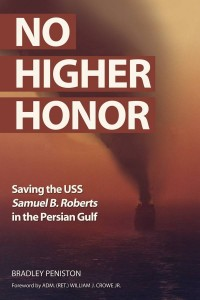No Higher Honor cover